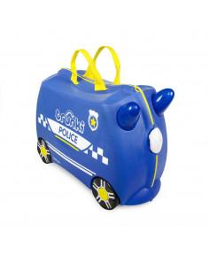 Mala Carrinho Infantil Trunki Percy o polícia
