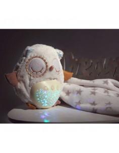 Eule–Projektor Sweet Dreams