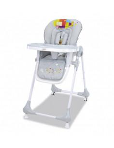 Cadeira de papa Chef, reclinável e ajustável em altura