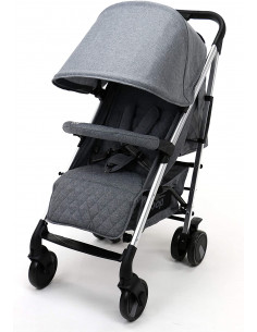 Carrinho de bebé Moma Plus, para crianças de 0 a 22 kg.