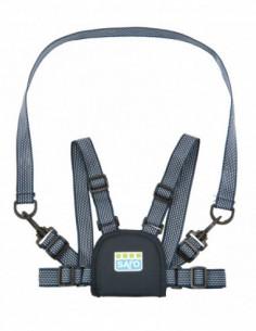 Bretelle di sicurezza con frontale imbottito Saro