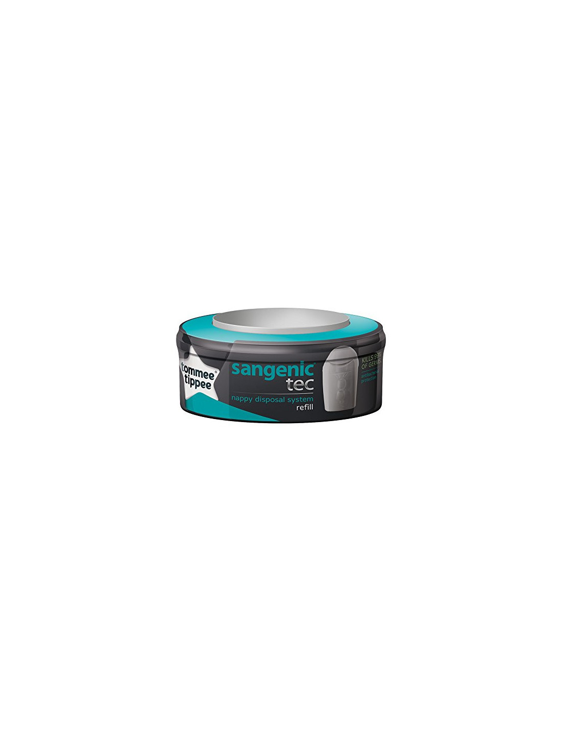 nappy disposal cassette 1 unit sangenic tommee tippee. Black Bedroom Furniture Sets. Home Design Ideas