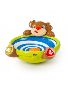 Bright Starts Spin Giggle Puppy, le petit chien