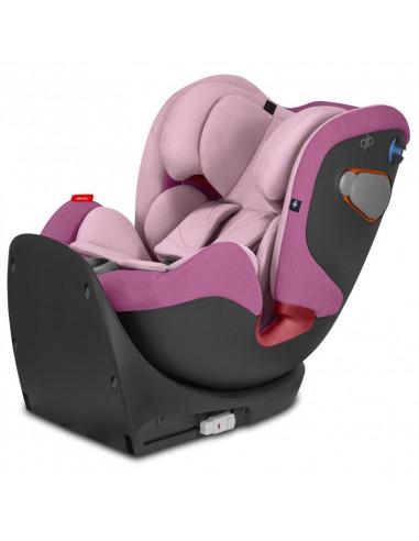GB Gold Uni-All siège auto évolutif Gr. 0/1/2/3 Sweet pink pink