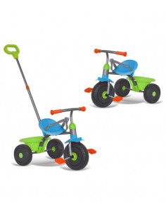 Tricycle 2 en 1 de Kiokids