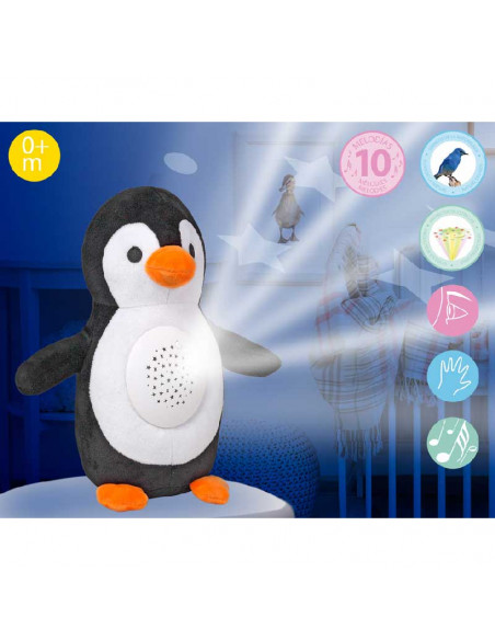Projecteur Pingouin