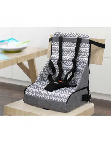 Sac Rehausseur chaise gris
