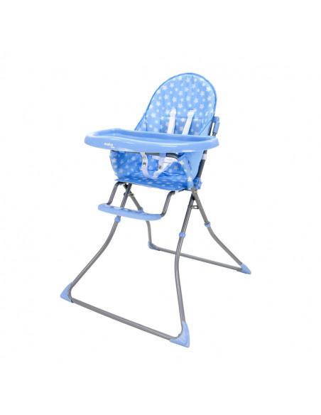 Chaise haute Quick, légère et hyper pratique
